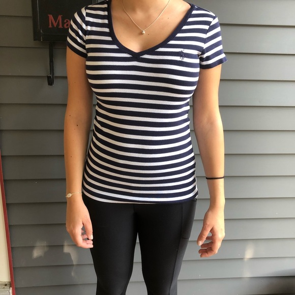 Ralph Lauren Tops - Ralph Lauren sport striped shirt